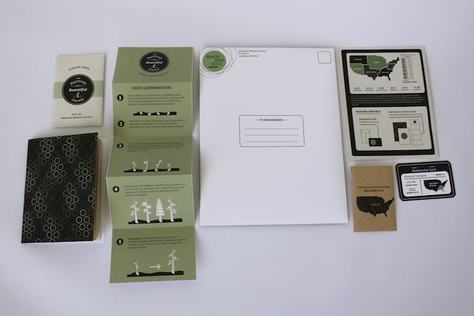 American Bonsai Society: Welcome Package-0
